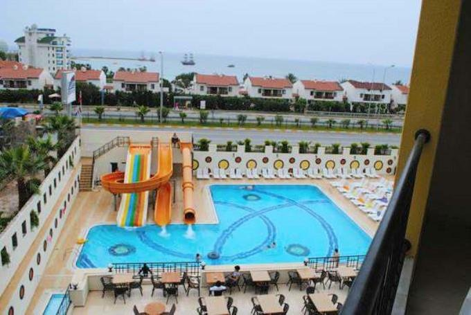 ARABELLA WORLD HOTEL